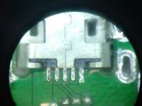 7. Замена USB разъема